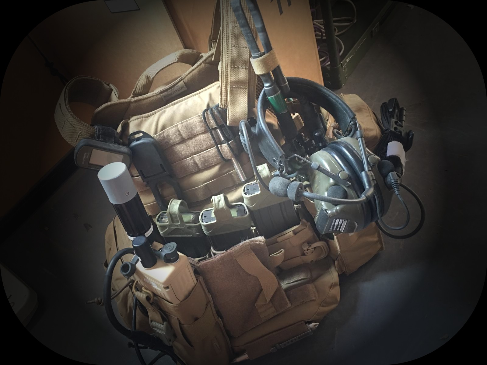 Il corretto setup dell'equipaggiamento
